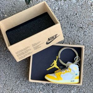 Other - Mini Sneaker KeyChains